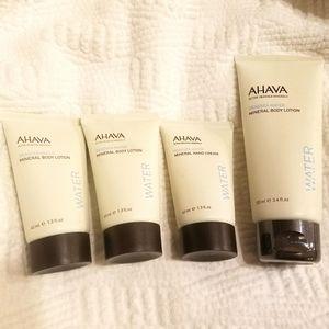 AHAVA Deadsea Water Mineral Handcream